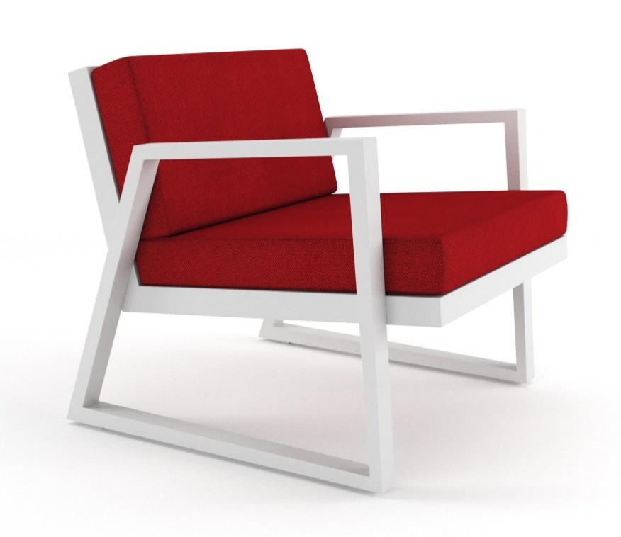 Dodeka- fugue chair- blend cherry sunbre