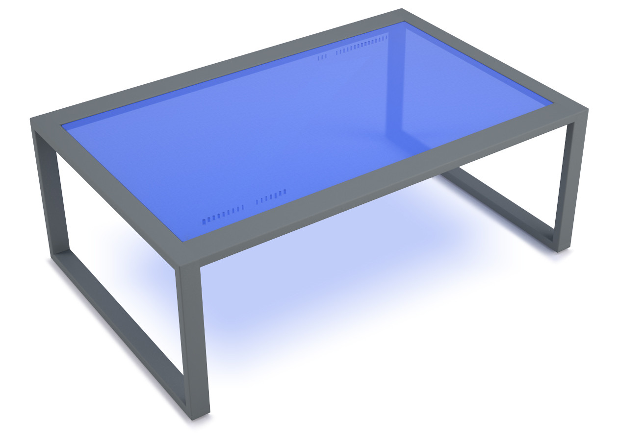 Dodeka- Premise coffee table- 3form and