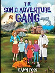 Sonic Adventure Gang book