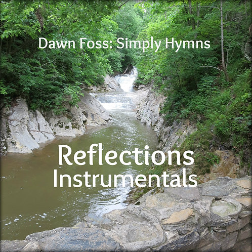 Simply Hymns: Reflections Instrumentals