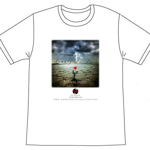 Beauty in Pain t-shirts
