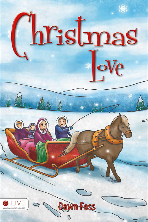 Christmas Love book