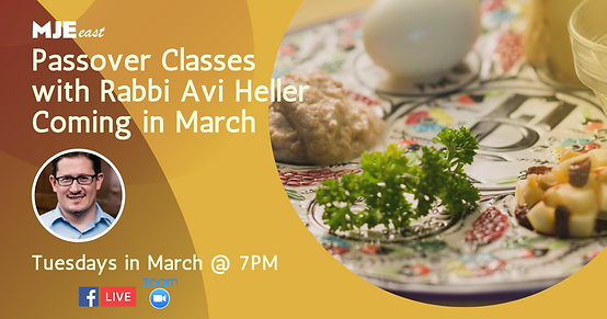 MJE East Feb March 2021 Classes & Social