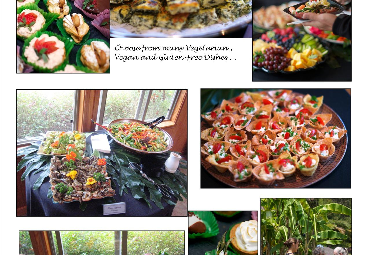 Cafe Ono Can Cater your event