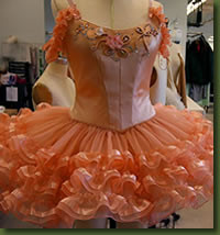 New York City Ballet Costume, Dara Faust