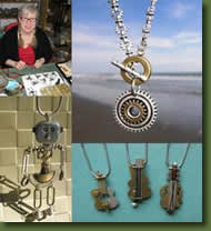 Jewelry Artist, Pam Meyer