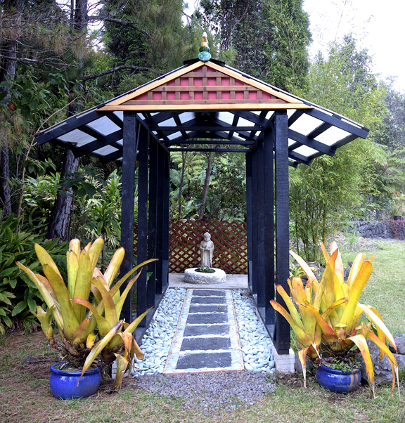 Shrine Walkway