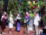 Garden Ceremony Settings