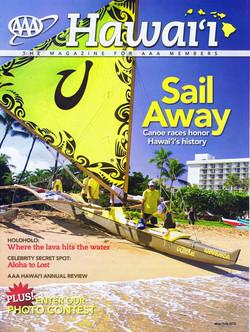 AAA Hawaii Cover