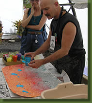 Artists in Action 2012