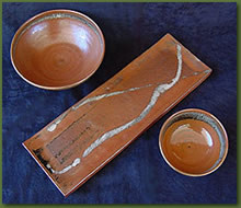 4th of July Pottery Sale at Volcano Garden Arts