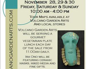 Volcano Village Art Studio Tour & Sale