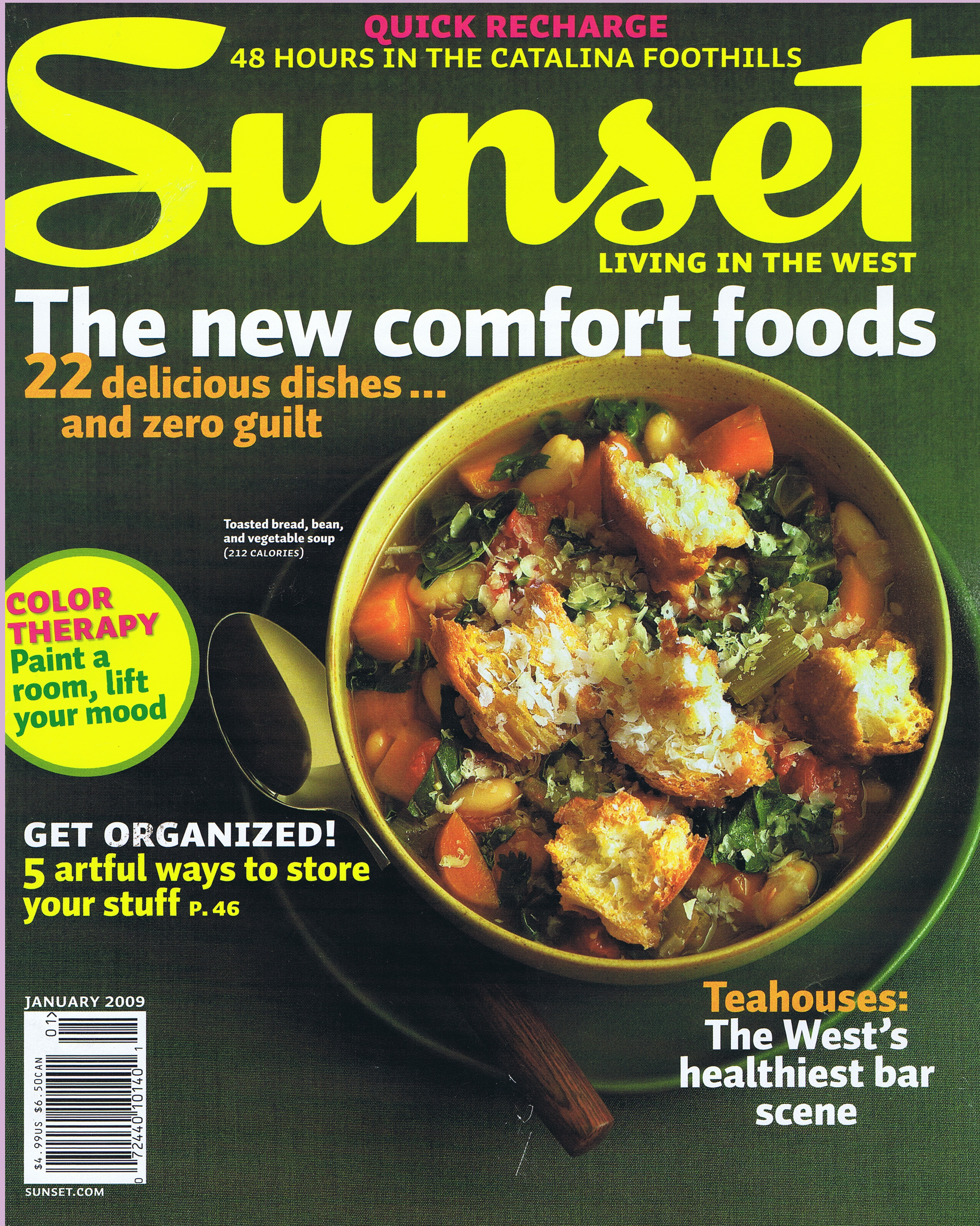Sunset Cover 2009