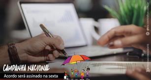 Comando Nacional dos Bancários e Fenaban assinam Acordo nesta sexta-feira em São Paulo