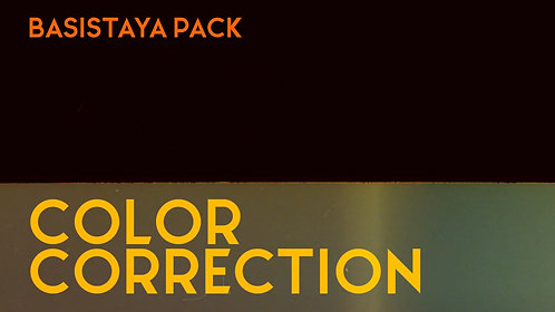 COLOR CORRECTION 1.0