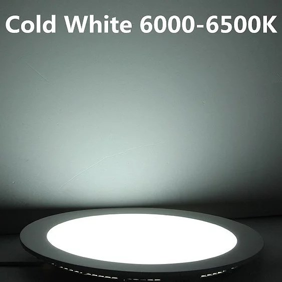 3w-25w Round LED Ceiling Light Recessed