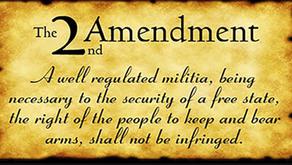 2nd Amendment - Gun Control