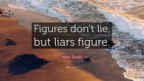 Mark Twain's take on Facts and Figures
