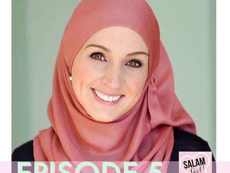 Episode 005: That Time My Parents Converted To Islam: With Rebecca Minor