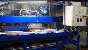 Станок для резки алюминиевых плит 1550х100