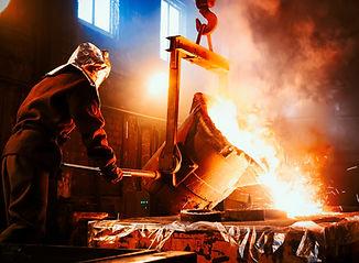 АКС литейка литье металов чугун медь сталь алюминий