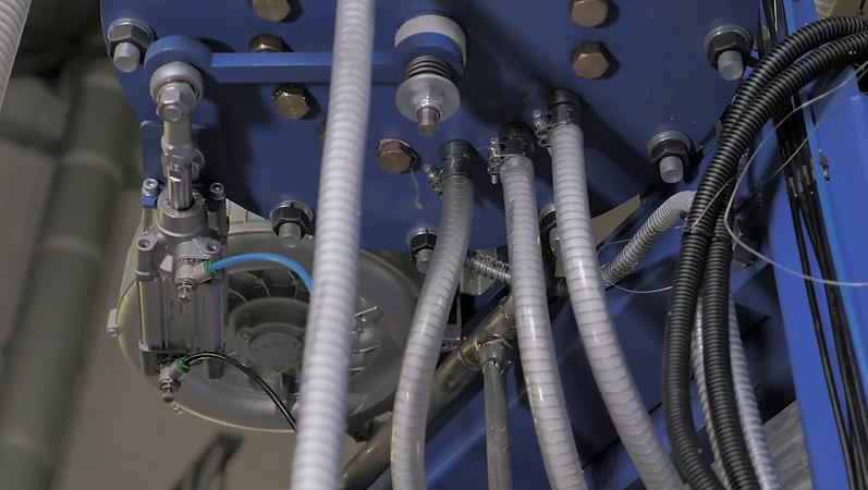 Завод АКС ЛГМ ЛВМ автомат модельный ФА 400/800 пенополистирол модели отливки