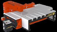 Ленточнопильный станок СЛП-320 станок для резки алюминевых плит Завод АКС ЛВМ ЛГМ литейное оборудование
