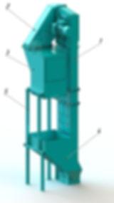 Оборудование для обсыпки (дождевального