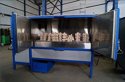 Завод АКС ЛВМ ЛГМ оборудование для литья  чугун сталь латунь медь