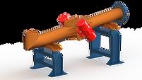 вибротруба АКС ЛГМ литейная формовочная линия