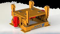 АКС ЛГМ литейная формовочная линия вибростол