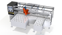 9Металлоцентр станок резки алюм плит 150