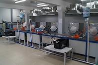 АКС ЛГМ участок модельный , литье металов
