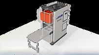 Полуавтомат вертикальный АКС ЛГМ полистирол литейная формовочная линия 1.png
