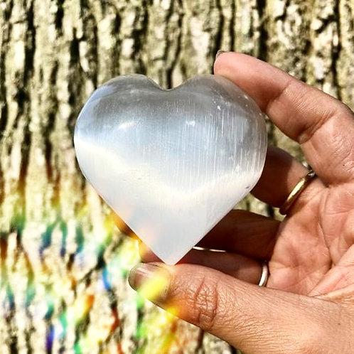 Corazón Selenita