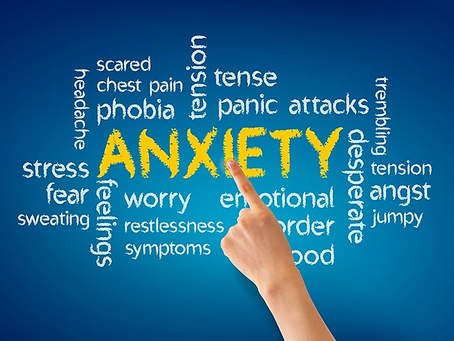 Anxiety Does Not Discriminate