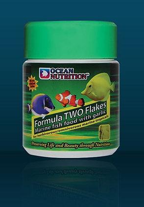 Formula Two Flakes פורמולה 2 פלייקס-מזון דפים