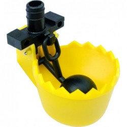 כלי מים אוטומטי עם מצוף