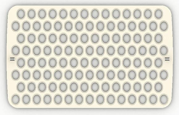 תבנית 116 ביצים ל - Rcom 50 max/pro