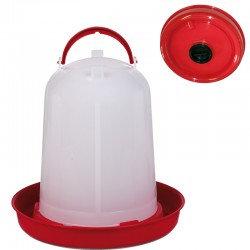 כלי מים עם פקק