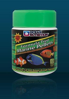 Furmula Two Marine Pellet מרין פלייטס פורמולה 2-מזון גרגירים שוקע