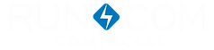 Logo Runcom Branco