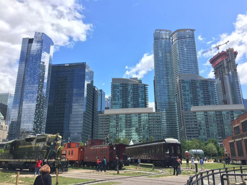 Toronto, Ontario, Niagara Falls
