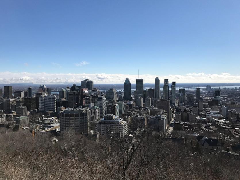 Bienvenue à Montréal / Willkommen in Montreal