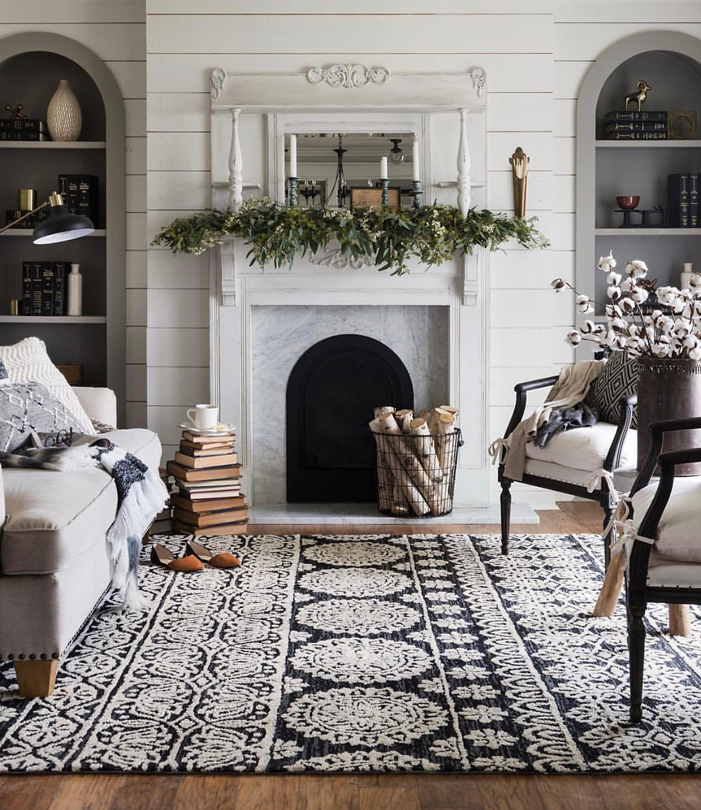 Fixer Upper Living Room By Joanna Gaines