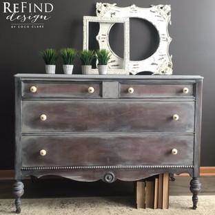 Horchow Inspired Dresser