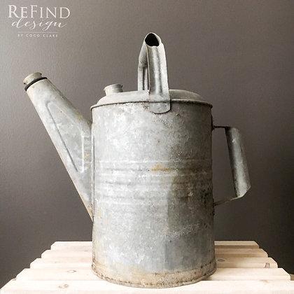 Medium Vintage Watering Can