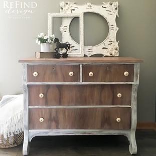Redesigned Empire Dresser
