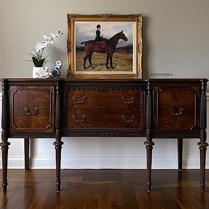 Antique Victorian Buffet
