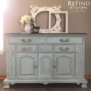 VIntage Redesigned Buffet